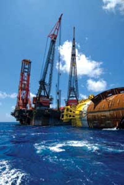 Building the world's deepest drilling and production platform | Oil