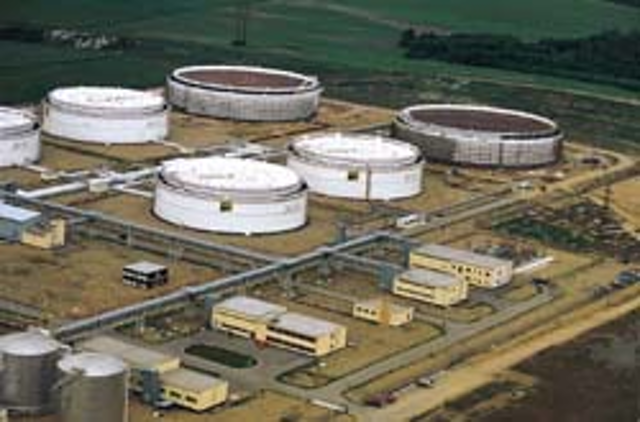 Czech crude-oil terminal is in operation | Oil & Gas Journal