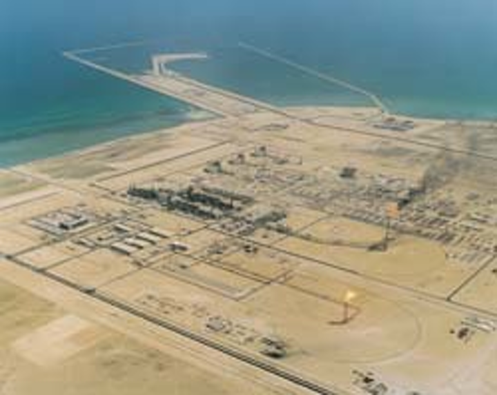 Natural Gas in the Middle East Qatargas Exporting LNG From