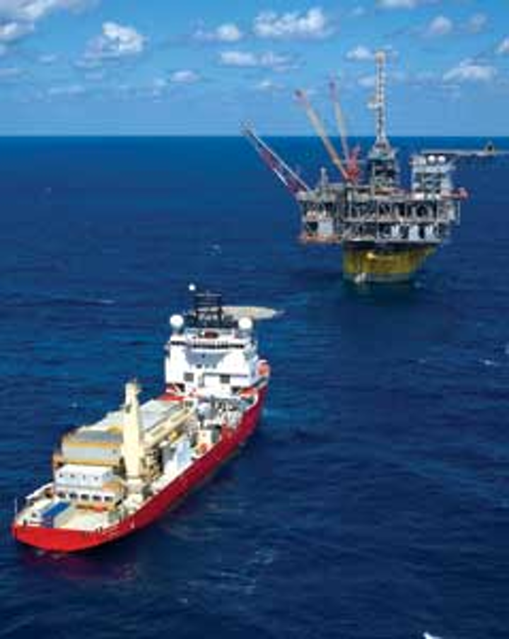HORNBECK OFFSHORE SHELTERED SOME OF PERDIDO'S MOST VALUABLE ASSETS
