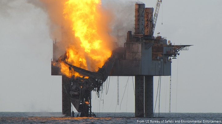 BSEE: Crew mistakes caused 2013 gas well blowout, fire in gulf | Oil & Gas  Journal