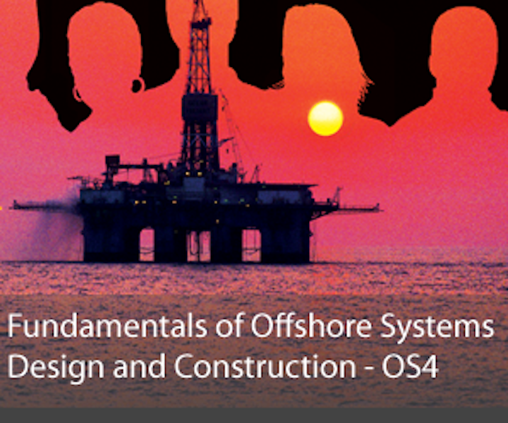 Offshore - Fundamentals of Offshore Systems Design and Construction Course Details