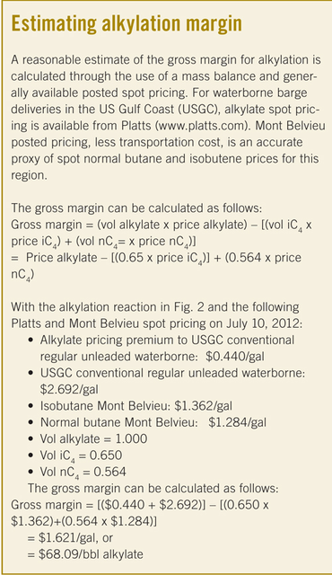 Alkylation provides option to monetize butane surplus | Oil & Gas