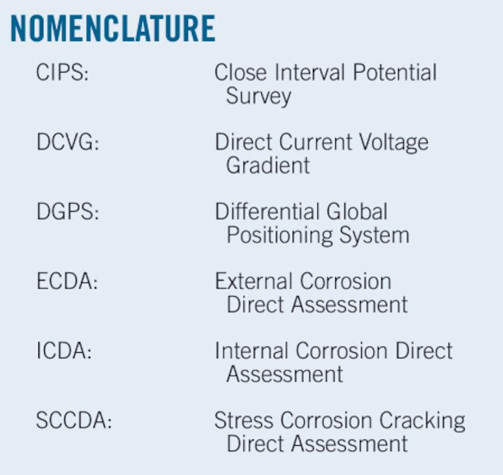 System-wide ECDA application advances integrity management