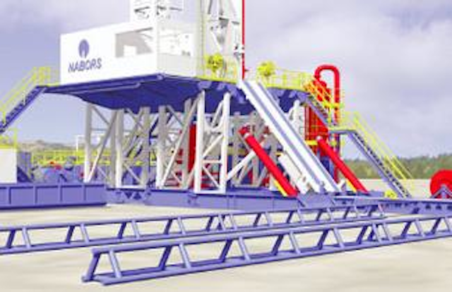 Nabors Drilling designs new AC rigs | Oil & Gas Journal