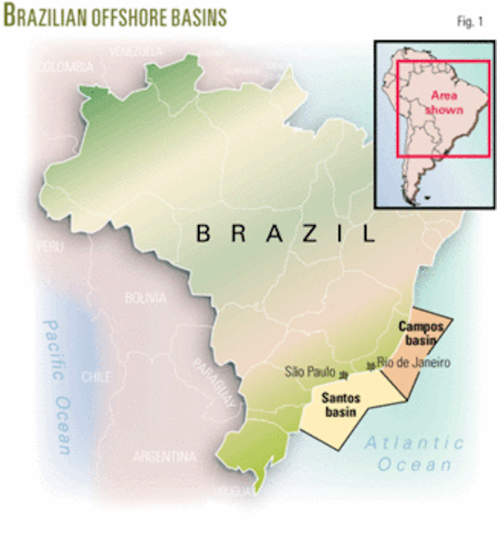 DRILLING BRAZILIAN SALT-1: Petrobras studies salt creep and