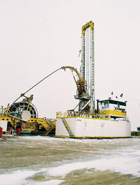 New, larger bore CT drilling beyond 7,000 ft | Oil & Gas Journal