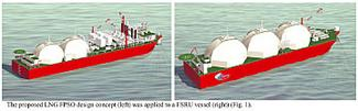 New FPSO design produces LNG from offshore sources | Oil