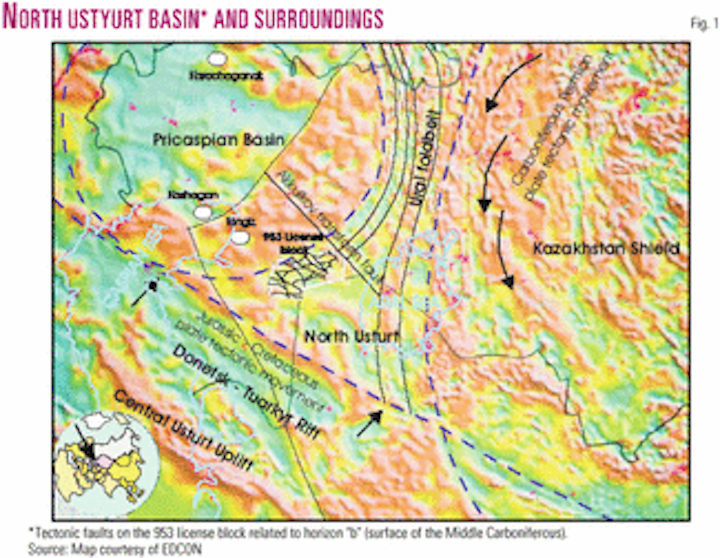 New seismic better defines North Ustyurt basin potential | Oil & Gas