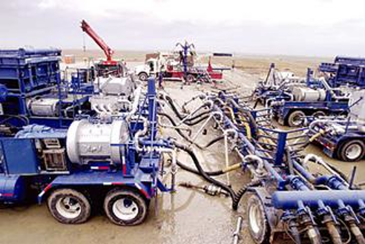 Drilling expands in Texas' largest gas field | Oil & Gas Journal