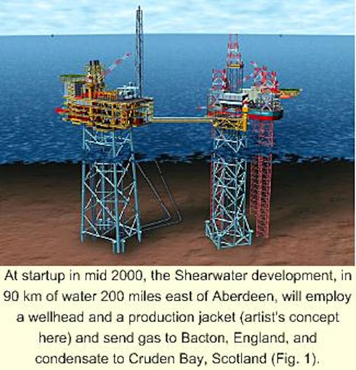30efc899373d North Sea field leaps pressure, temp. hurdles to 2000 start-up | Oil ...