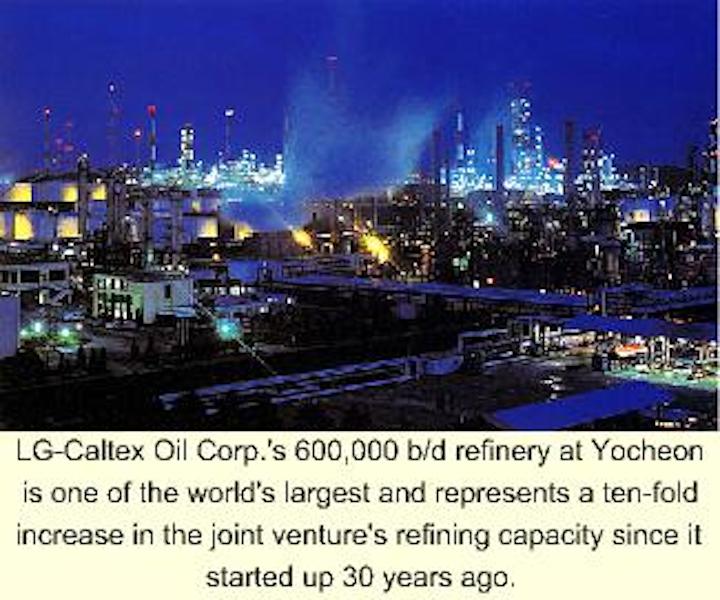 Outlook improving for South Korean refining, petrochemical