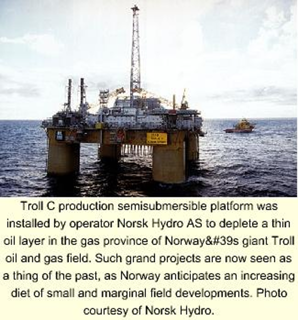 Norway introduces industry-boosting measures to offsetexpected