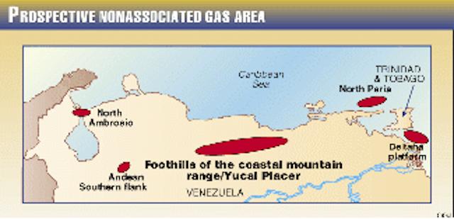 Gas the cornerstone of Venezuela's energy sector investment