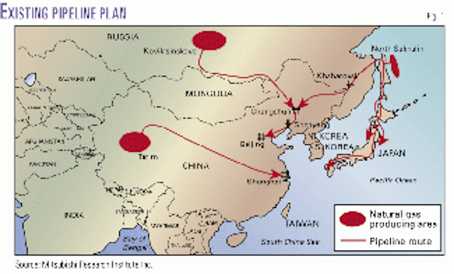 Trans-Korean gas pipeline could help Asia energy security