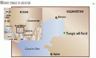 Gas-plant update moves Tengiz field toward 2004 producing