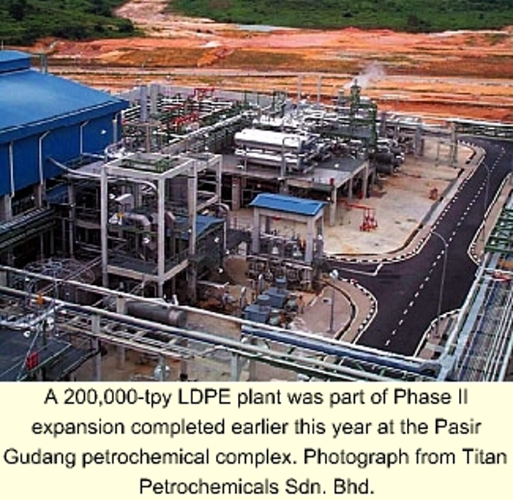 Malaysia's recovered petchem industry is expanding | Oil
