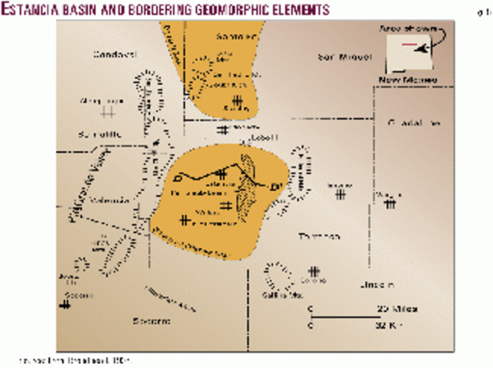 NEW MEXICO ELEVATOR BASINS-2 - Petroleum systems described