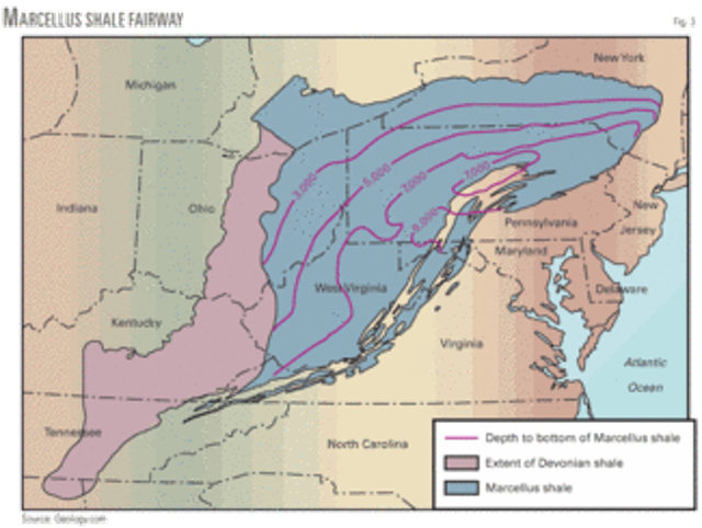 Compositional variety complicates processing plans for US shale gas