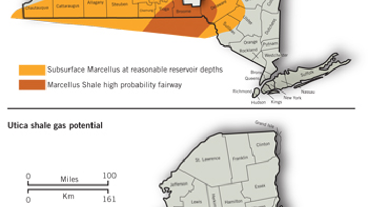 New York state decides to ban hydraulic fracturing | Oil & Gas Journal