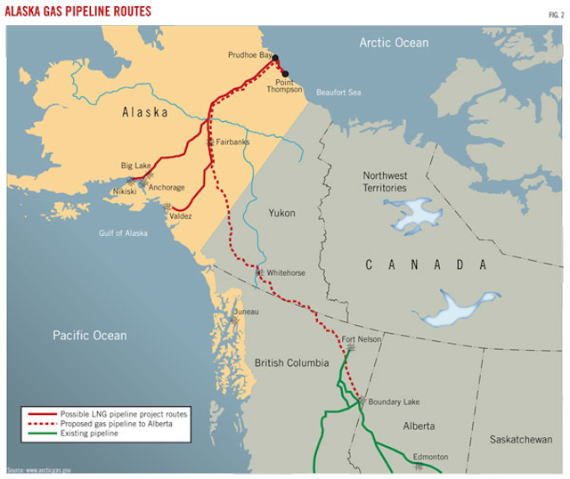 Worldwide Pipeline Construction: Crude, products plans push