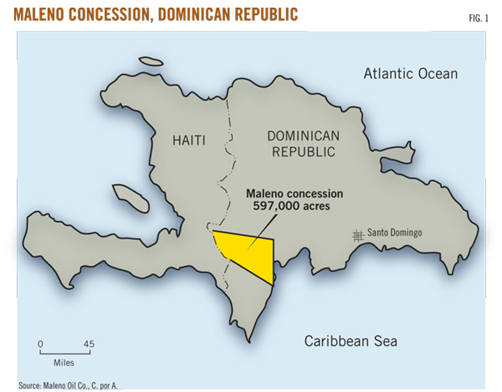 Dominican Republic seeks domestic gas resource | Oil & Gas