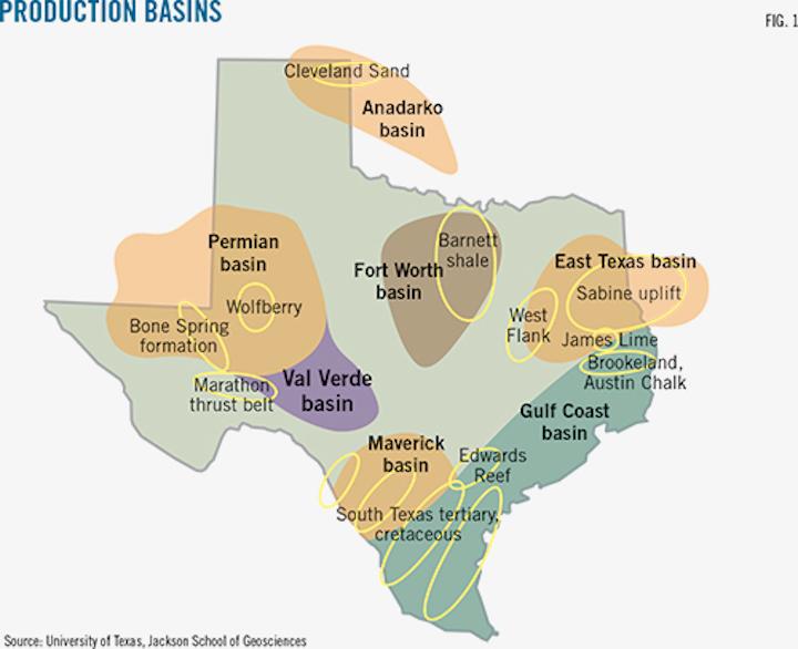 Texas pipelines to have $374-billion economic impact through 2024