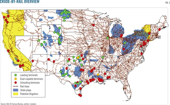 West Coast CBR-project legal risks require management | Oil & Gas