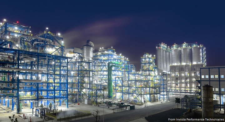 Content Dam Ogj Online Articles 2016 04 Second Pta Line Of China Prosperity Jiangyin Petrochemical Company Limited