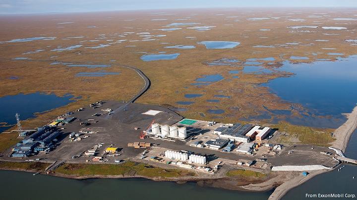 Content Dam Ogj Online Articles 2016 04 Xom Alaska Point Thomson Facility