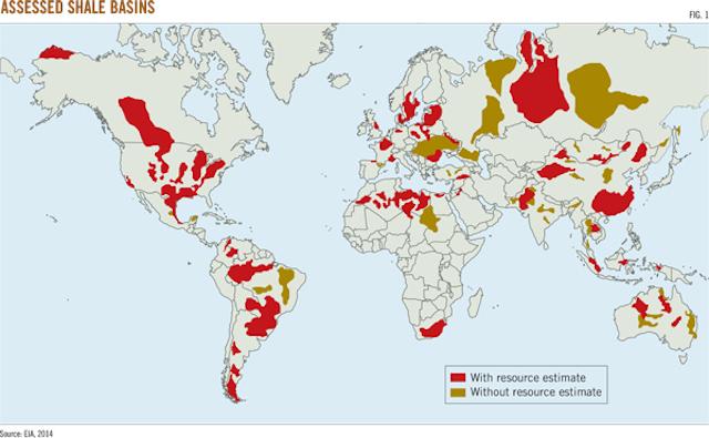 EU unconventional resource development stalls | Oil & Gas Journal