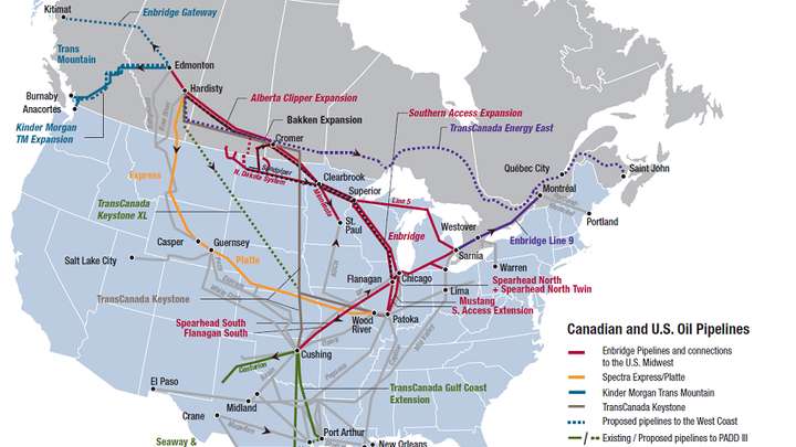 CAPP: Oil pipelines urgently needed   Oil & Gas Journal on