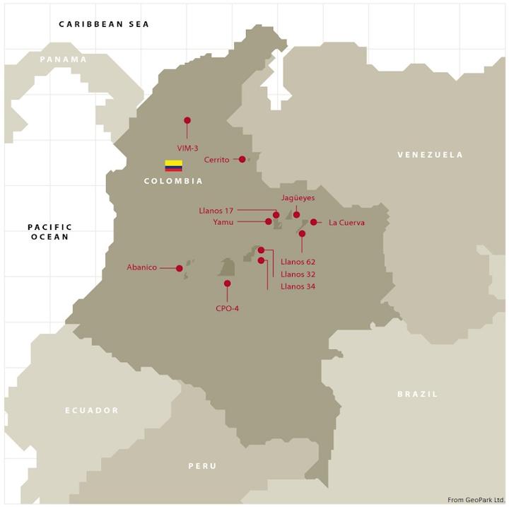 Content Dam Ogj Online Articles 2016 06 Geopark Map Colombia Blocks En