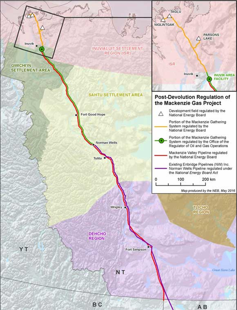 Mackenzie Gas Project extension approved | Oil & Gas Journal