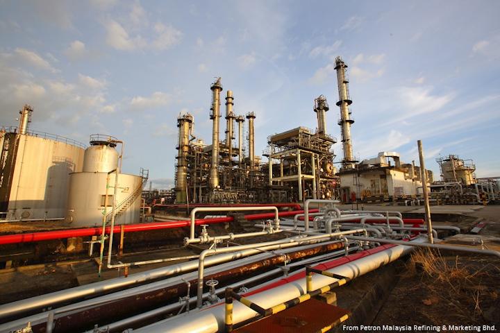 Port Dickson refinery