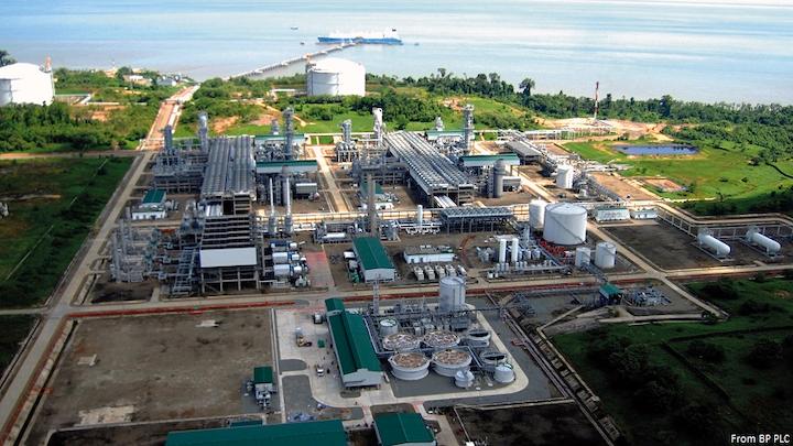 BP Tangguh LNG