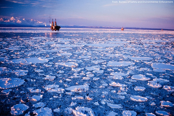 Content Dam Ogj Online Articles 2016 07 Bsee Oil Rig In Arctic Bsse