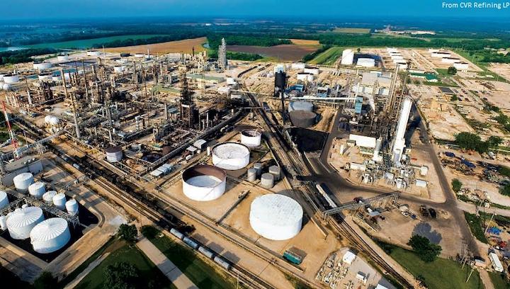Content Dam Ogj Online Articles 2016 07 Cvr Energy Coffeyville Refinery
