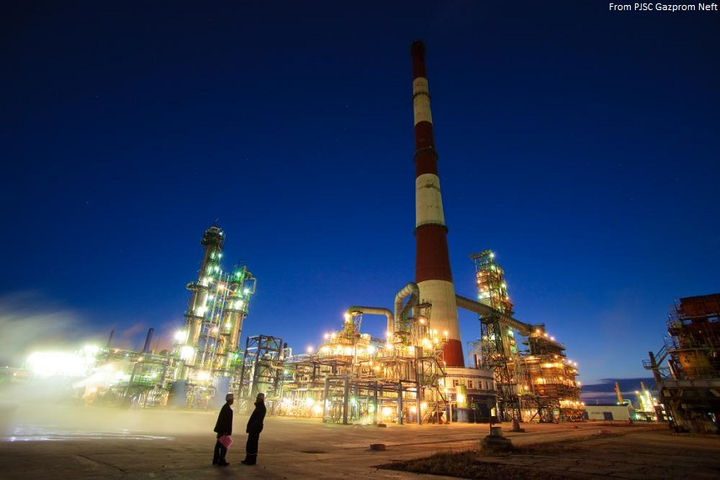 Gazprom Neft lets contract for Omsk refinery | Oil & Gas Journal