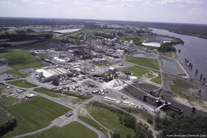 Westlake Chemical Kentucky complex