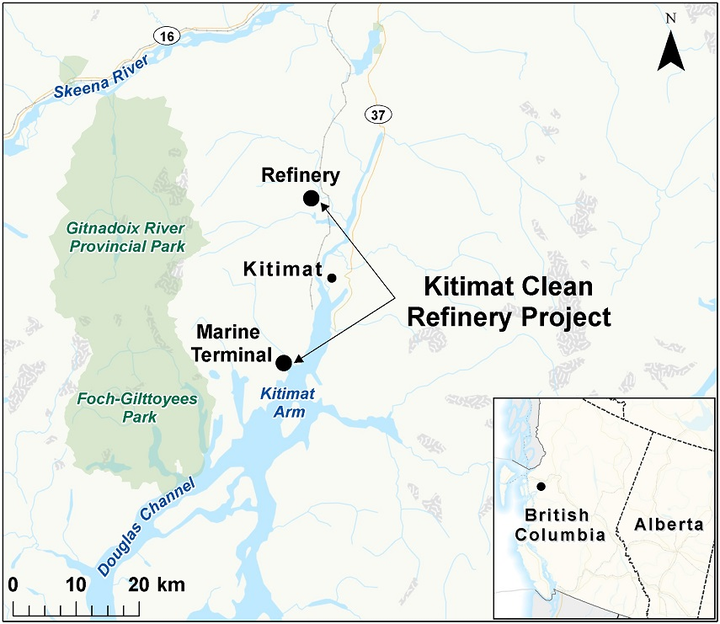 Content Dam Ogj Online Articles 2016 08 Ceaa Kitimat Clean Refinery Project