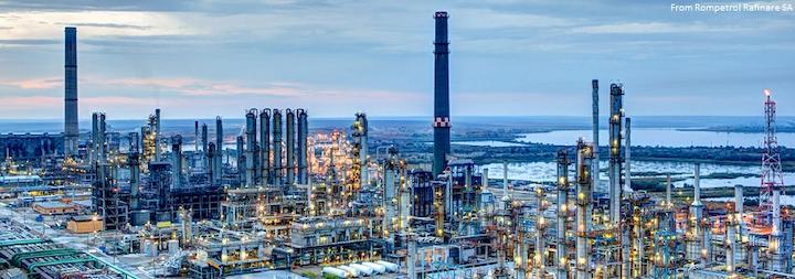 Petromidia refinery