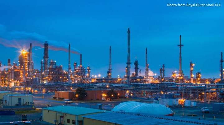Content Dam Ogj Online Articles 2016 08 Shell Us Convent Refinery