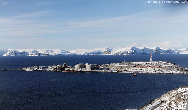 Statoil Hammerfest LNG plant