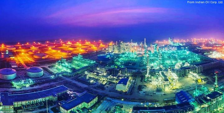 Content Dam Ogj Online Articles 2016 09 Indian Oil Corp Ltd Paradip Refinery