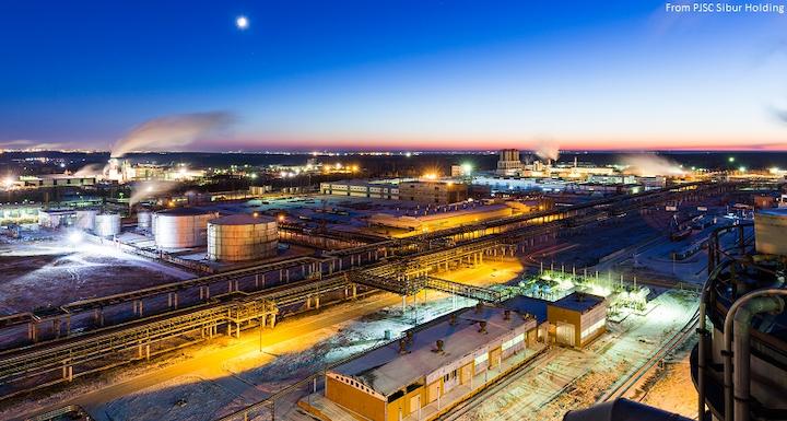 Tomsk manufacturing plant