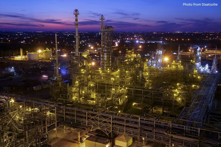 Content Dam Ogj Online Articles 2016 09 Staatsolie Tout Lui Faut Refinery Resize