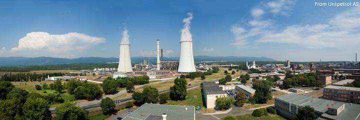 Chempark Zaluzi petrochemical complex