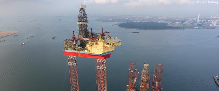 Content Dam Ogj Online Articles 2016 11 Maersk Intrepid Jacked Up