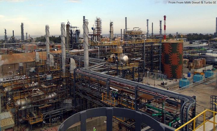 Content Dam Ogj Online Articles 2016 11 Man Diesel Turbo Se Attock Refinery Ltd Refinery
